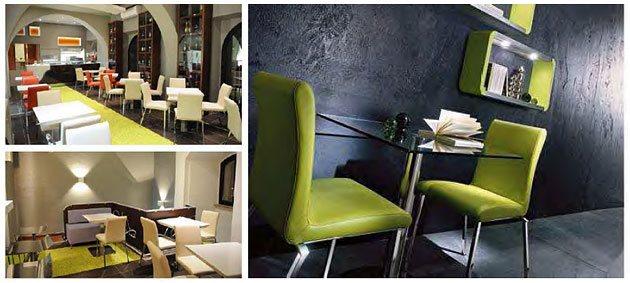Kantinenstühle Stühle für Kantine und Pause