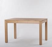 Vierfuß Holzgestell, Kantinentisch aus Holz