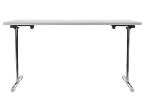 Klapptisch T221 T224 ohne Stützstrebe Kantinentisch Kantineneinrichtung
