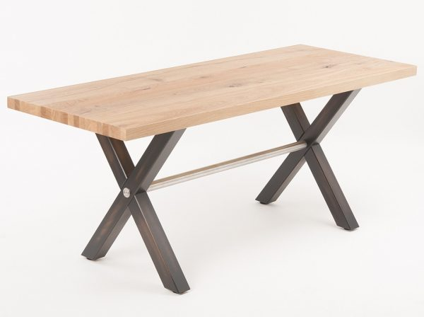 Kantinentische SN30190 Holzgestell x Form