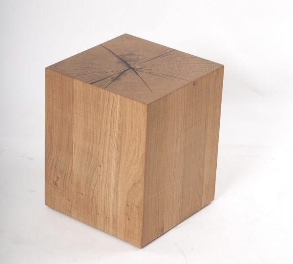 Kantinensitzhocker Loungetisch Kantinenhocker aus Holzwerkstoff