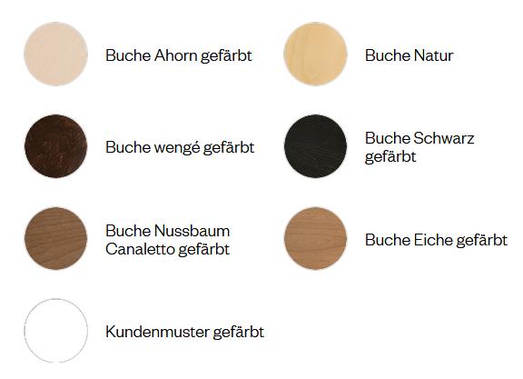 Kantinensessel Kicca Holzgestell Farben Musterauswahl Kantinenmöbel
